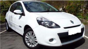 autóbérlés keszthely Renault Clio