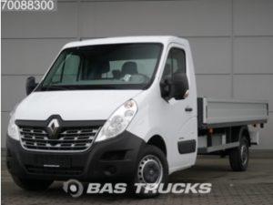 autóbérlés keszthely Renault Master (Platós)